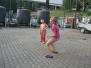Cvičení na koupališti 20.8.2010